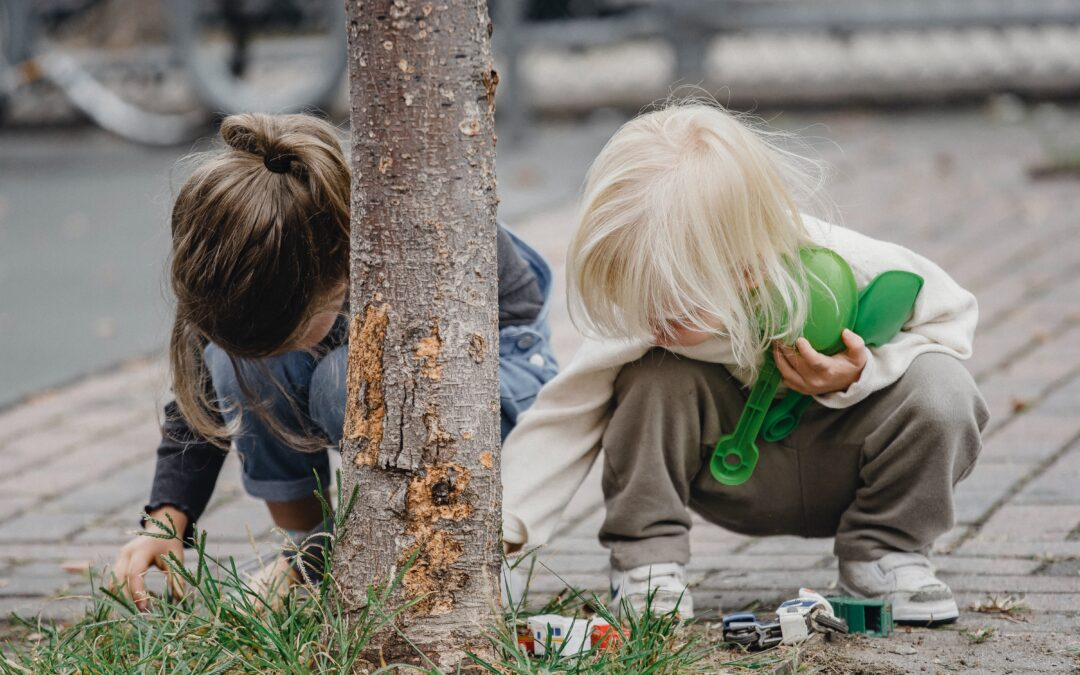 3 Reasons Outdoor Learning is Crucial for Children